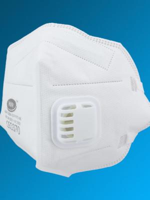 FFP3 Atemschutzmaske mit Ausatemventil und CE Zulassung nach Norm EN149: 2001 + A1:2009