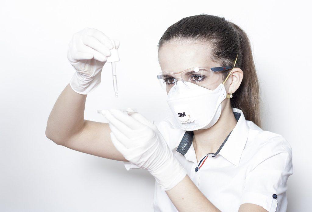 Wo wird die FFP3 Schutzmaske eingesetzt?