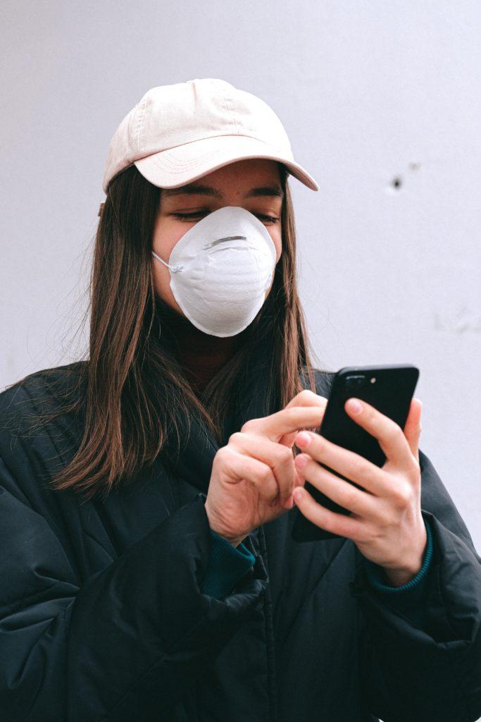 Die Schutzmaske FFP1
