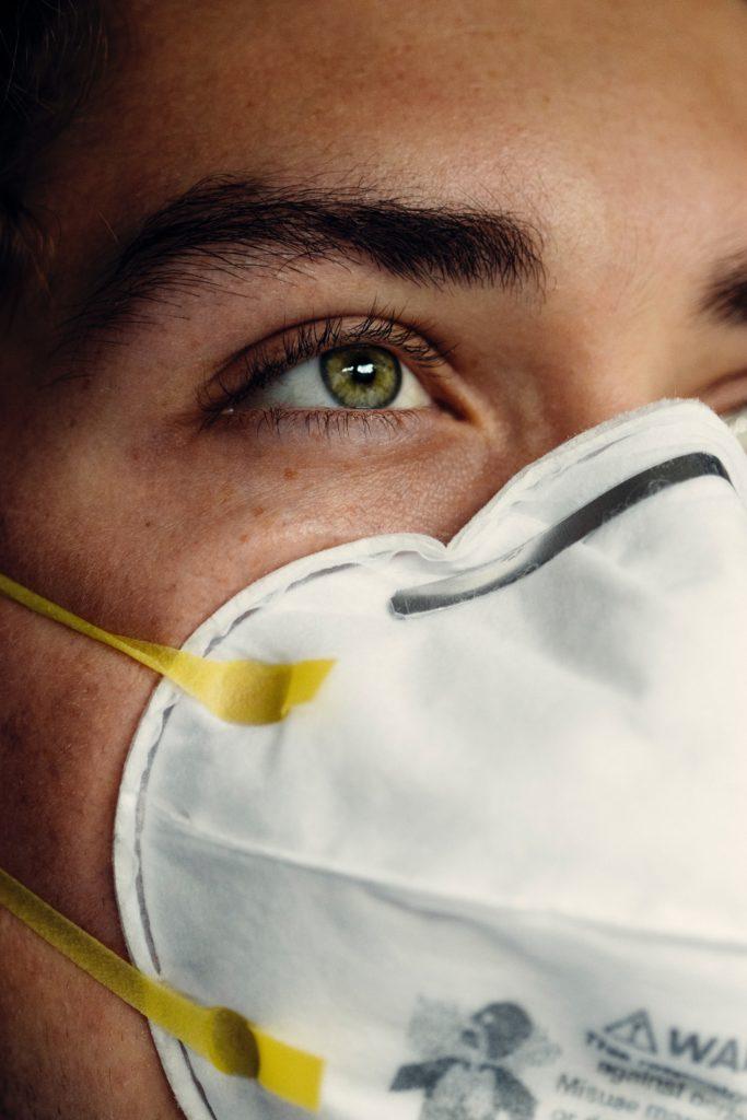 FFP3 Schutzmasken – zwischen Arbeitsschutz und Gesundheitsschutz
