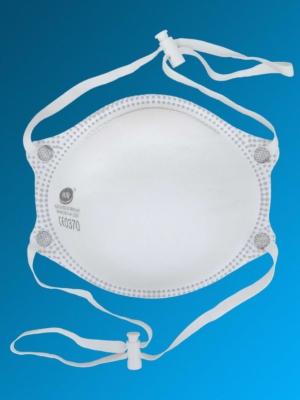 FFP3 Atemschutzmaske Cup Style HJR-CN100-07 mit CE Zulassung EN149: 2001 + A1:2009 und elastischem Kopfband
